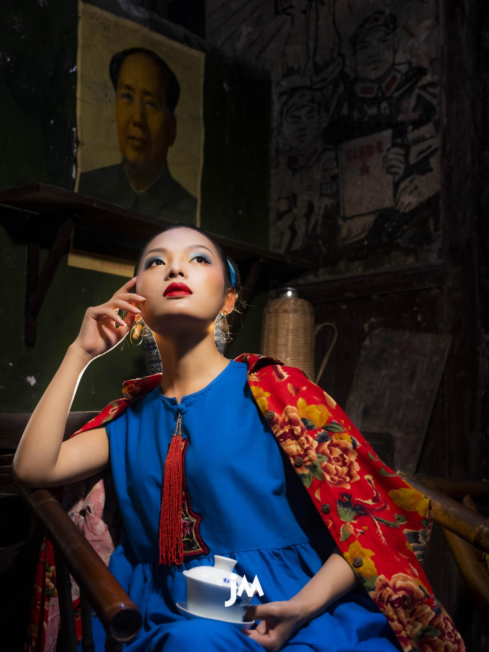 China, Sichuan Fujifilm GFX100 Video Model Shoot