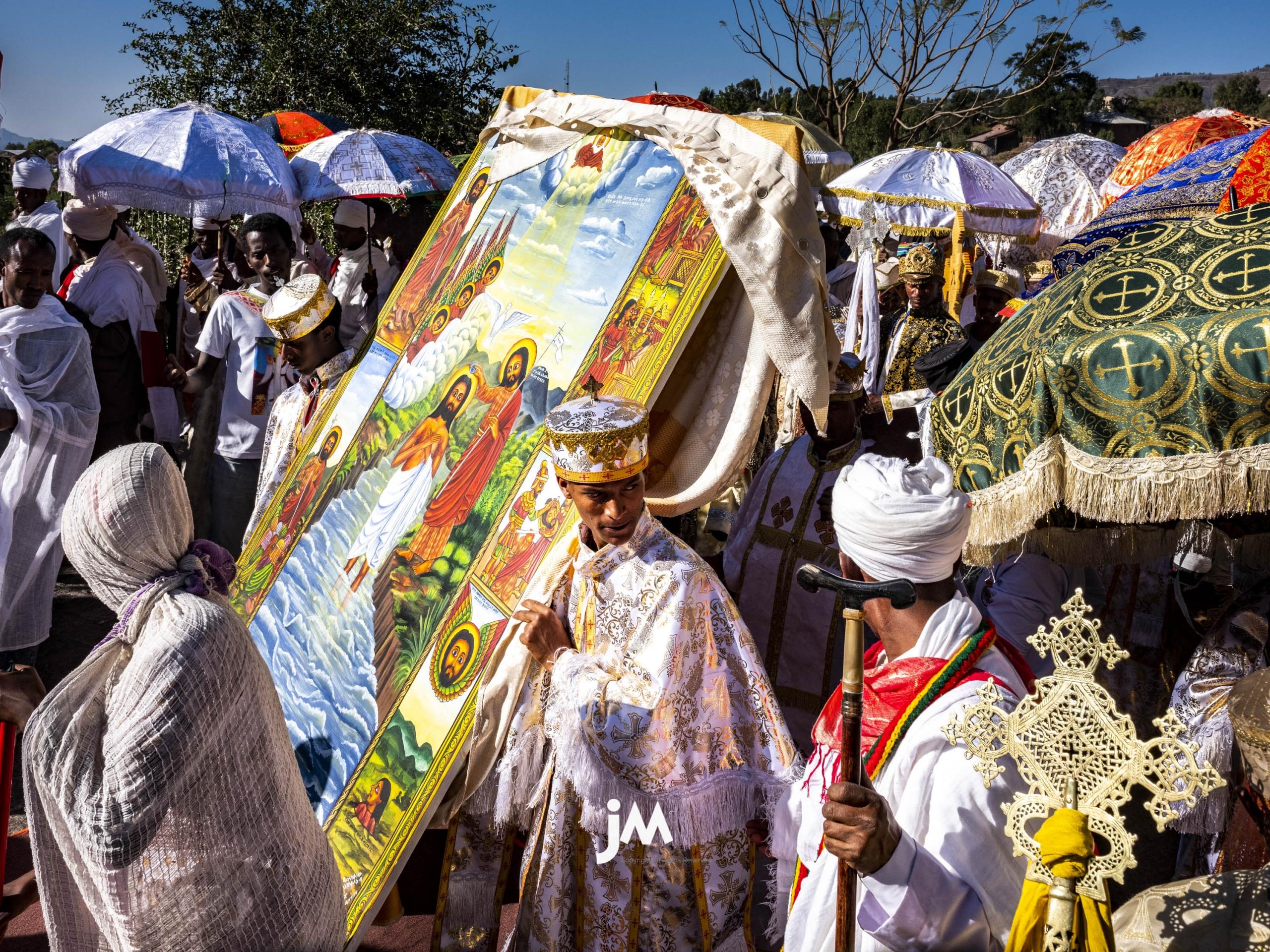 Ethiopia, Timket Festival